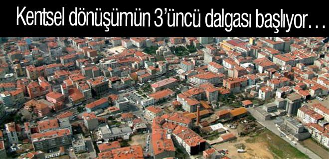 Silivri'de bazı kamu binaları yıkılacak!