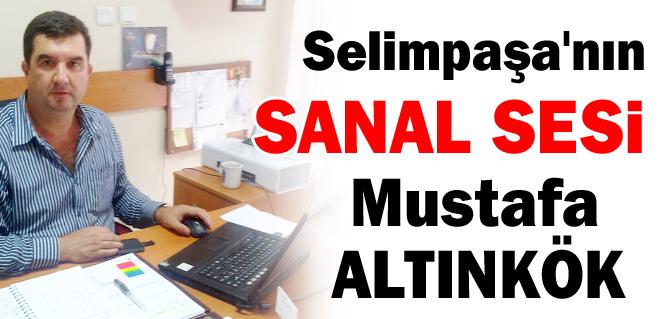 """Selimpaşa'nın 'sanal"""" sesi"""