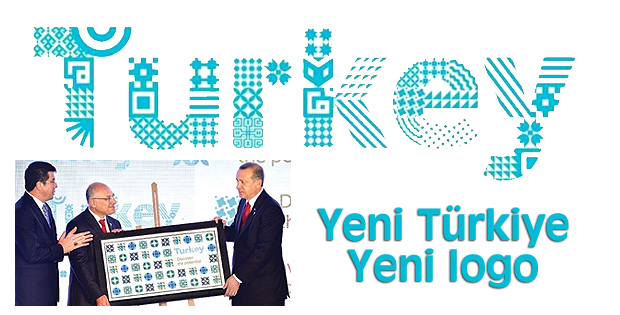 Yeni Türkiye yeni logo