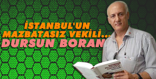 İstanbul'un mazbatasız vekili