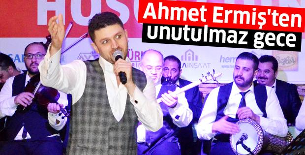 Ahmet Ermiş, gazetecileri bir araya getirdi