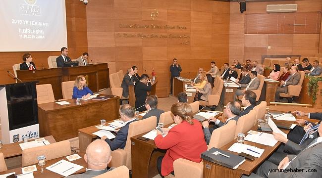 Kasım Ayı Meclisi Pazartesi günü yapılacak