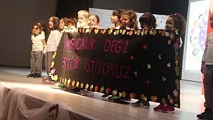 Odak öğrencileri Çocuk Hakları Gününü kutladı