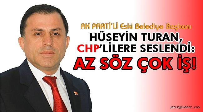 Eski Başkan CHP'li meclis üyelerini eleştirdi