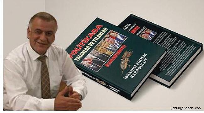 Gazeteci Karabulut'un kitabı ses getirecek