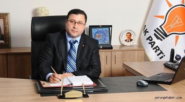 Metin Karakaş AK Parti'den istifa etti
