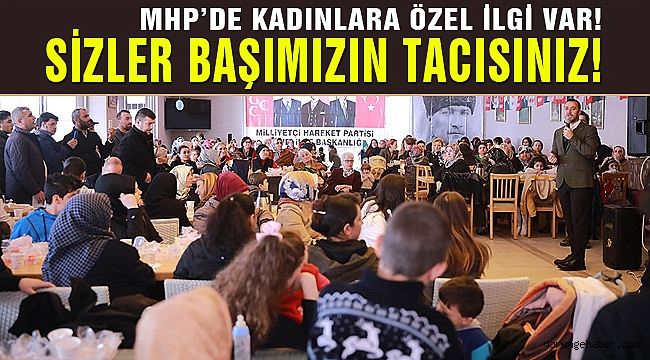 MHP'de kadın buluşmaları devam ediyor