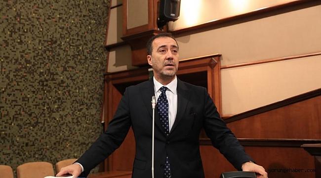 Başkan Yılmaz'dan İBB'de kentsel dönüşüm çağrısı