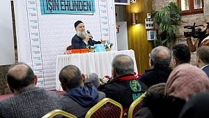 Op. Dr. Salih Selman, Silivri'de seminer verdi