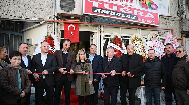 Tuğra Ambalaj açıldı
