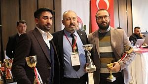Yıldırım kardeşler 'Türkiye Şampiyonu' oldu
