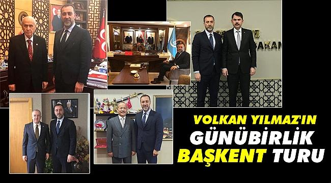 Ankara'ya günübirlik ziyaret