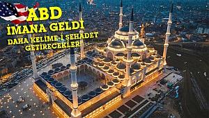 Hazreti Muhammed'i örnek gösterdiler
