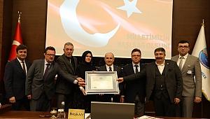 Türkiye'de '12 Yıldız Şehir' ödülü alan tek şehir Büyükçekmece