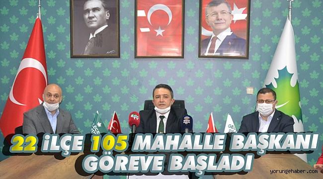 Gelecek Partisi, İstanbul'da teşkilatlanmaya devam ediyor