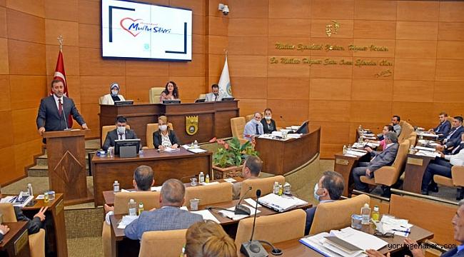 2019 yılı faaliyet raporu oy çokluğuyla meclisten geçti
