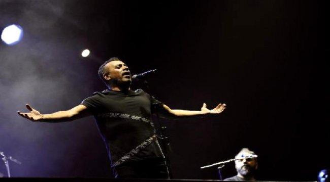 Haluk Levent Konseri ile 30 Ağustos coşkusu yaşandı