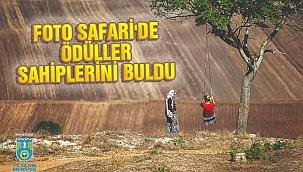 Silivri Foto Safari'de ödülleri sahiplerine verildi