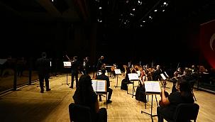 Cumhuriyet Bayramı coşkusu CRR'de özel konser ile yaşandı