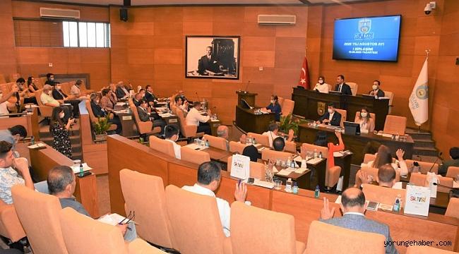 Ekim Ayı Meclisi 3.birleşimi cuma günü