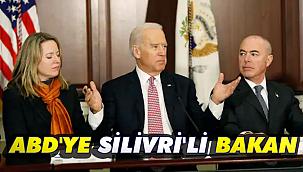 ABD'ye Silivri'li bakan