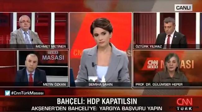 Prof. Dr. Gülümser Heper, Öcalan'a 'sayın' deyince tepki gördü