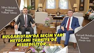 Bulgaristan'da seçim var! Başkan, 'destek' ziyaretlerine devam ediyor