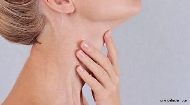 Sessizce ilerleyen tiroit nodüllerine dikkat!