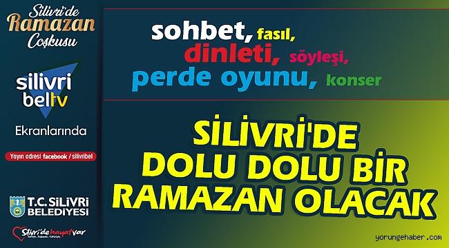 Silivri'de ramazan etkinlikleri