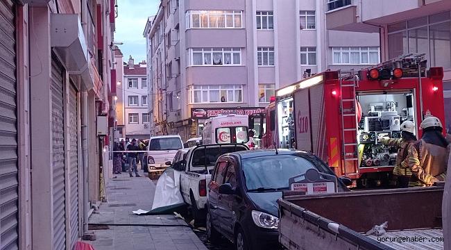 Silivri'de bir dükkanda patlama: 1 ölü