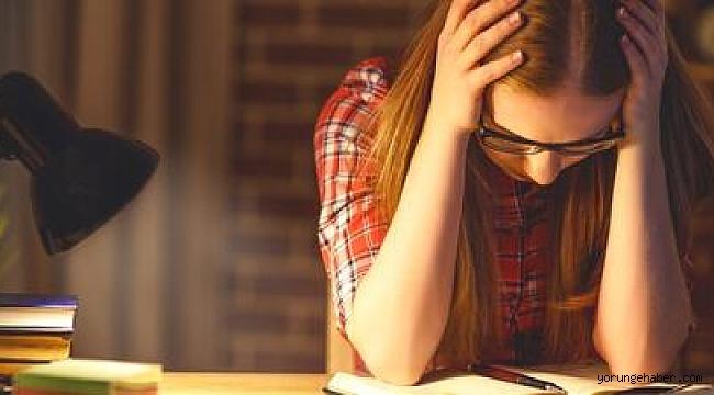 Sınav esnasında 'anda kalmak' stresi azaltır