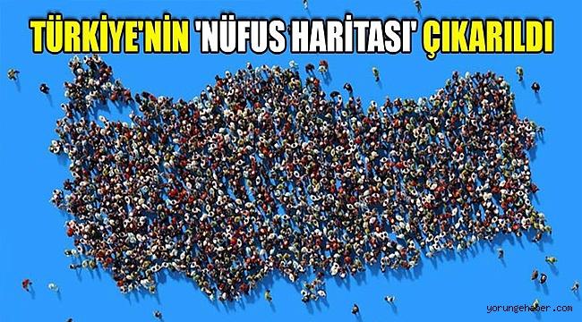 En genç nüfus Marmara'da