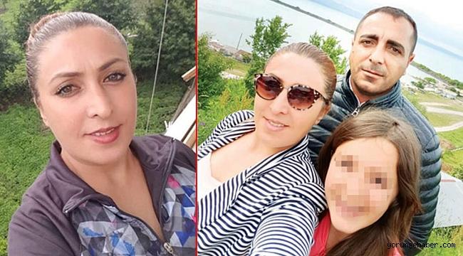 Eşini öldürüp intihar süsü verdi!