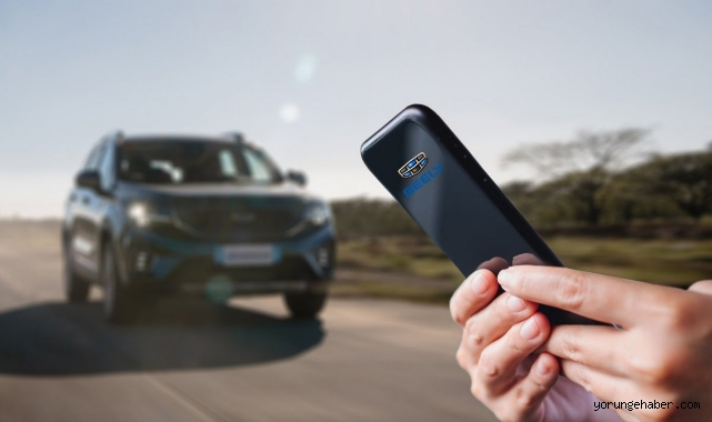Çinli otomotiv şirketi Geely, akıllı telefon pazarına giriyor