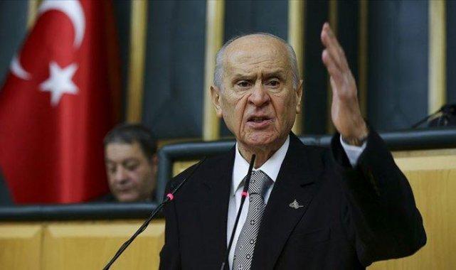 MHP lideri Devlet Bahçeli'den AYM'ye çok sert tepki