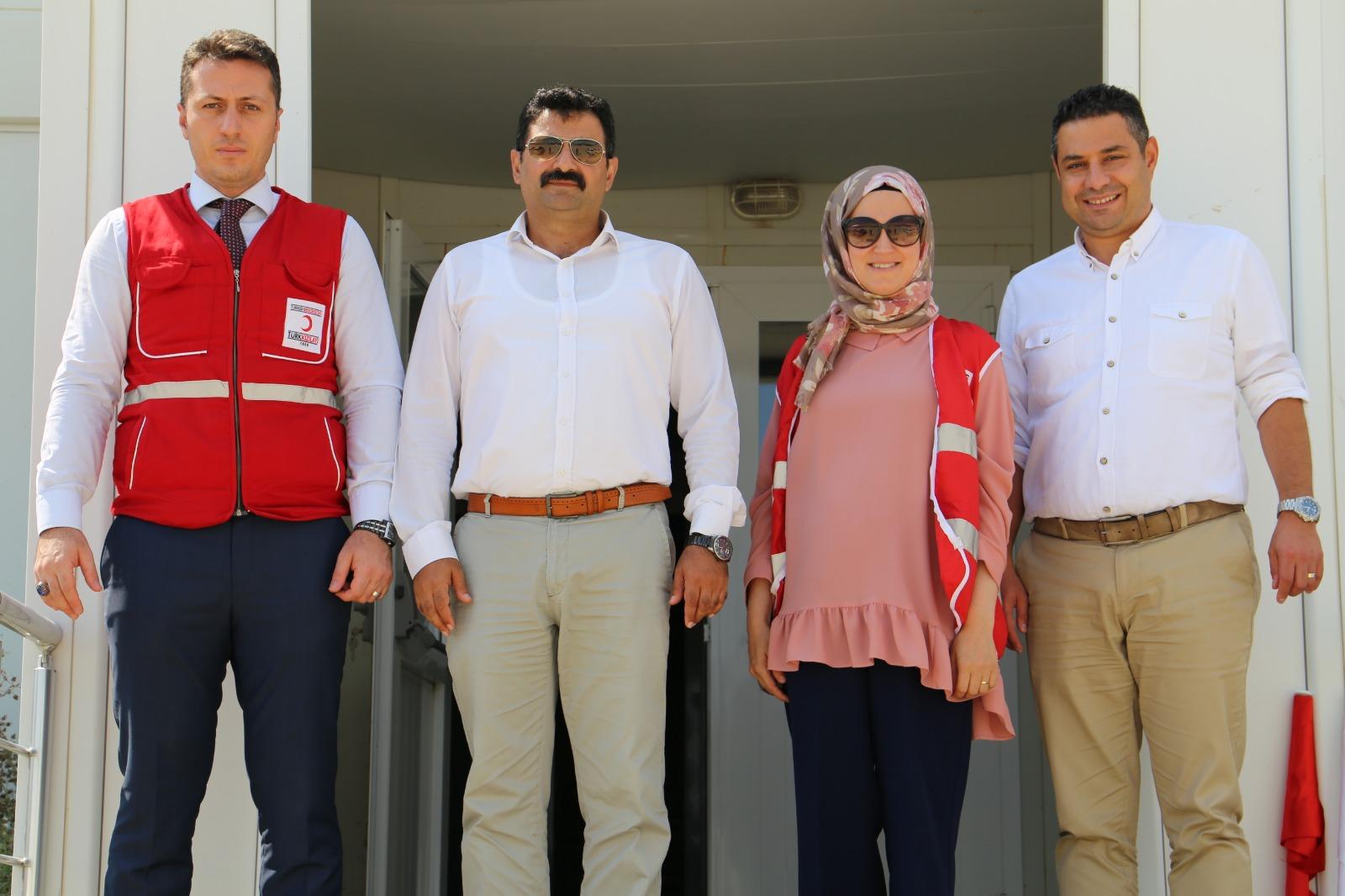Silivri BOTAŞ'dan Türk Kızılayı'na kurban bağışı