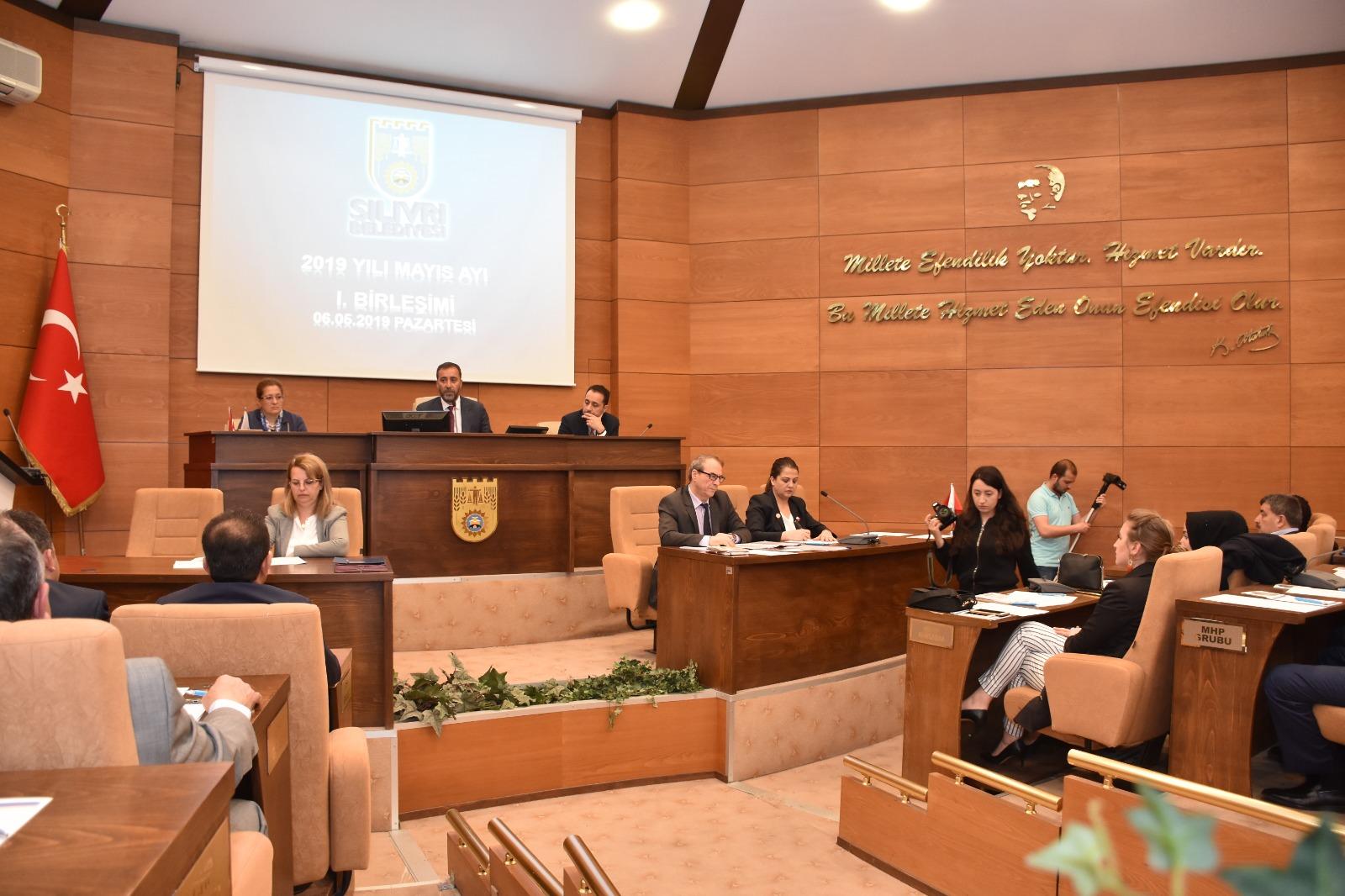 Mayıs Ayı Meclisi II. Birleşimi Yarın Gerçekleştirilecek