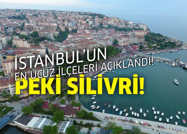 İşte İstanbul'un en ucuz ilçeleri