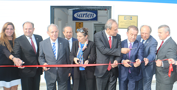 Sarten'den eğitime dev yatırım