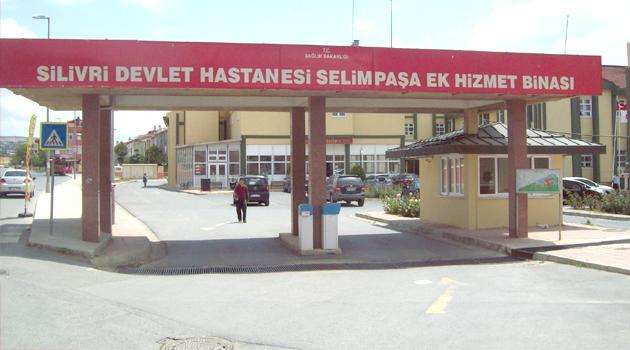 Devlet Hastanesi Selimpaşa ek hizmet binası yenilendi