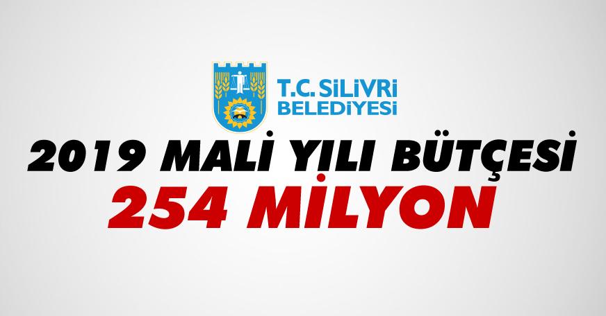 Silivri Belediyesi 2019 bütçesi belli oldu