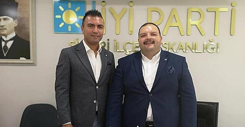 Ümit Seçkin CHP'den istifa etti