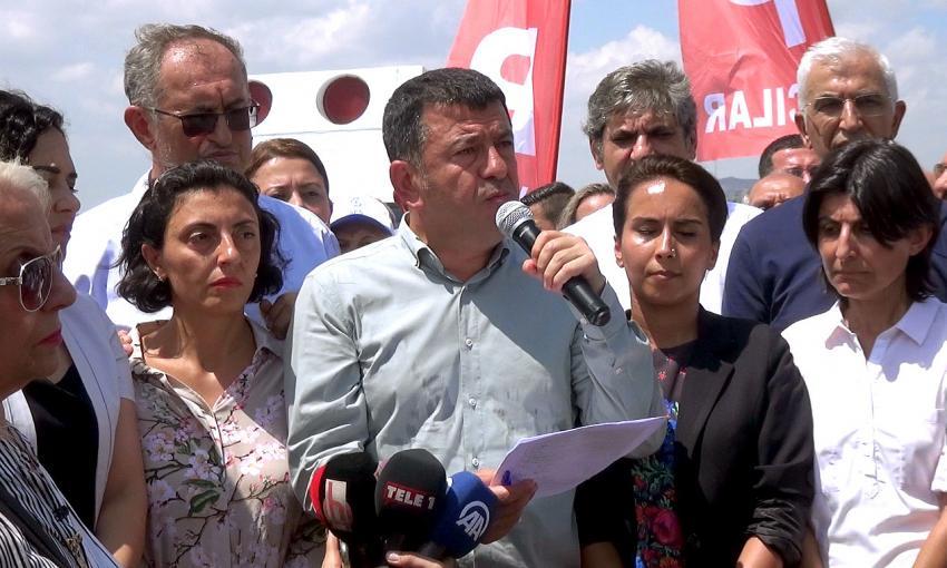 CHP'li vekillerden Eren Erdem'e destek açıklaması
