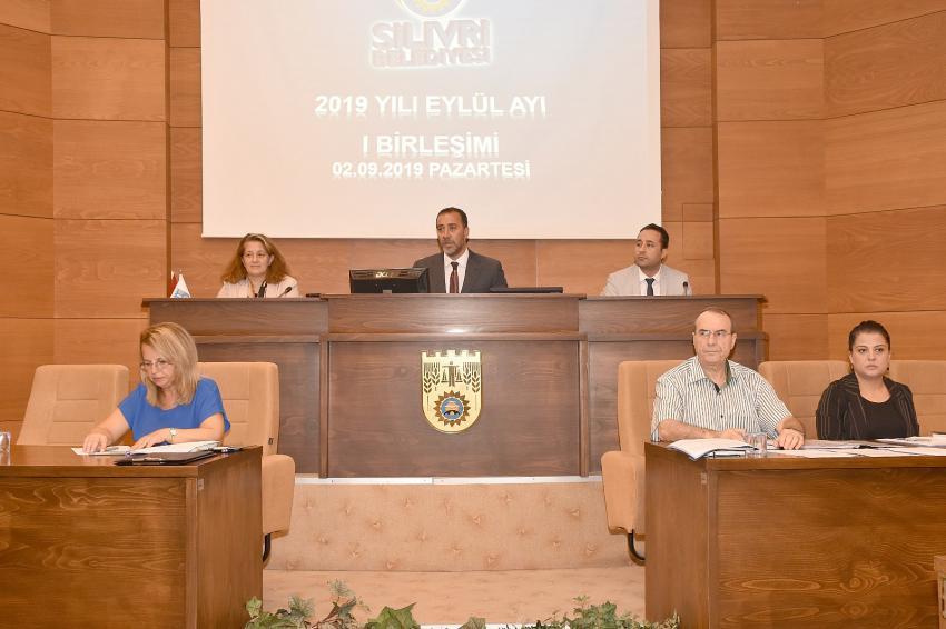 Eylül ayı meclisi II. birleşimi yarın